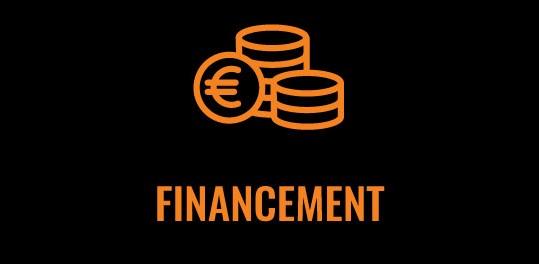 Icone d'un service de financement