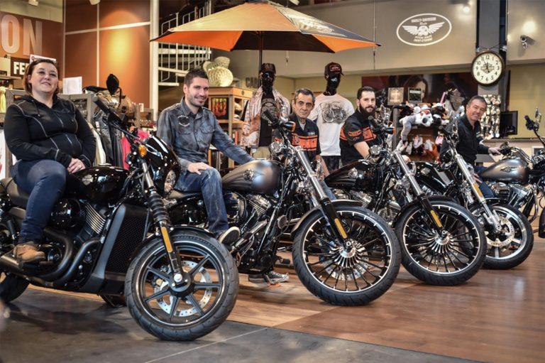 Motos Harley-Davidson® neuves et d'occasion à Saint-Etienne (42)