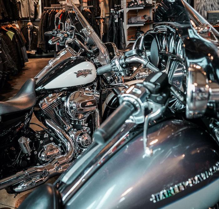 HARLEY DAVIDESON ST ETIENNE ACCESSOIRES ET MOTORCLOTHES 2
