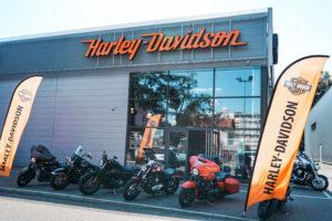 HARLEY-DAVIDSON--ST-ETIENNE